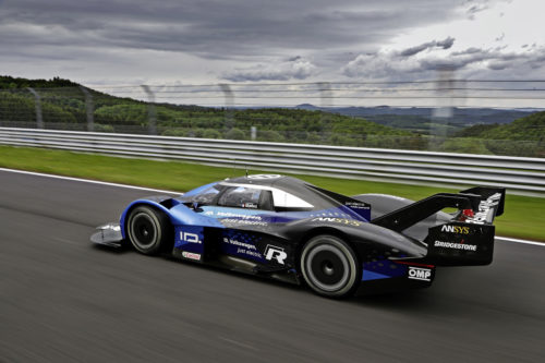 Volkswagen ID.R returns to Goodwood to defend its title