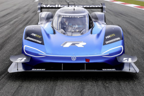 Goodwood : le VW ID.R en piste pour le record absolu