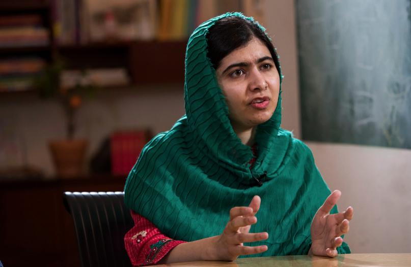 Apple s'associe au Fonds Malala pour soutenir l'éducation des filles
