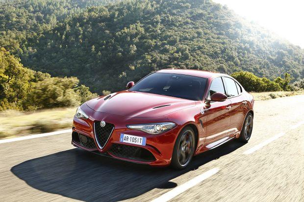 Alfa propose la Giulia Quadrifoglio en boîte auto